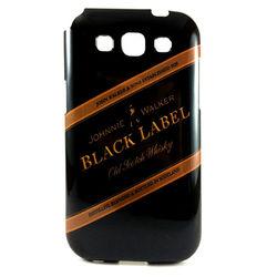 Capa para Galaxy Win Duos i8552 de TPU - Johnnie Walker Black Label