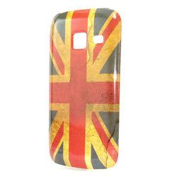 Capa para Galaxy Y Duos S6102 Bandeira do Reino Unido