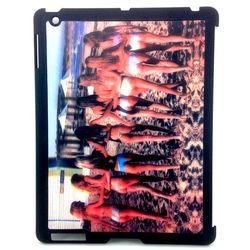 Capa para iPad 2, 3 e 4 com Efeito 3D compatível com Smart Cover - Mulheres 1