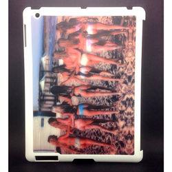 Capa para iPad 2, 3 e 4 com Efeito 3D compatível com Smart Cover - Mulheres 2