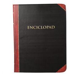 Capa para iPad 2, 3 e 4 de Couro Sintético - Enciclopad