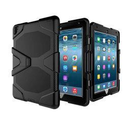 Capa para iPad Air 2 de Borracha Anti Shock - Preta