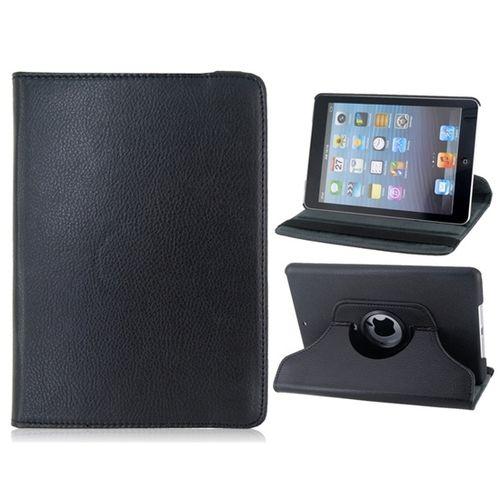 Capa para iPad Air, iPad 5ª e 6ª Geração de Couro com Rotação de 360 graus