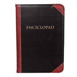 Capa para iPad Mini 1, 2 e 3 de Couro Sintético - Enciclopad