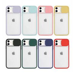 Capa para iPhone 11 Pro de TPU Fosco com Proteção de Câmera