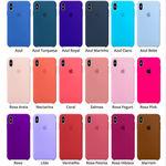 Capa para iPhone 12 e 12 Pro de Silicone