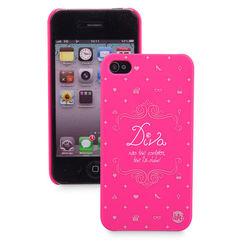 Capa para iPhone 4 e 4S de Plástico - Diva