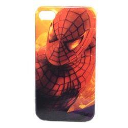 Capa para iPhone 4 e 4S de Plástico - Homem Aranha
