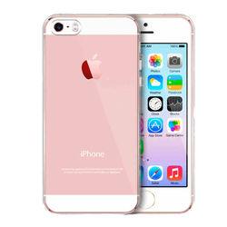 Capa para iPhone 5 de TPU Casca de Ovo - Transparente