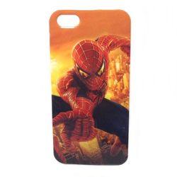 Capa para iPhone 5 e 5S de TPU - Homem Aranha