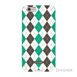 Capa para iPhone 5C de Silicone com película - iCover Mycover | Losango