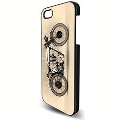 Capa para iPhone 6 de Plástico - Bike Vintage
