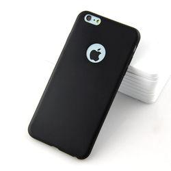 Capa para iPhone 6 e 6S com Furo - Silicone