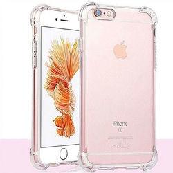 Capa para iPhone 6 e 6S de TPU Anti Shock - Transparente