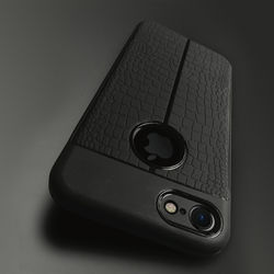 Capa para iPhone 6 e 6S de TPU - Jacaré