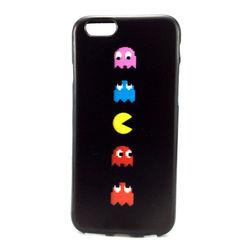 Capa para iPhone 6 e 6S de TPU - Pac Man 3