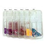 Capa para iPhone 6 e 6S de TPU - Perfume com Glitter