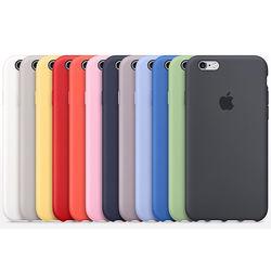 Capa para iPhone 6 Plus e 6S Plus de Silicone