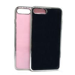 Capa para iPhone 6 Plus e 6S Plus de TPU - Lisa
