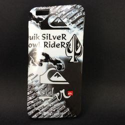 Capa para iPhone 6 Plus e 6S Plus de TPU - Quicksilver 1