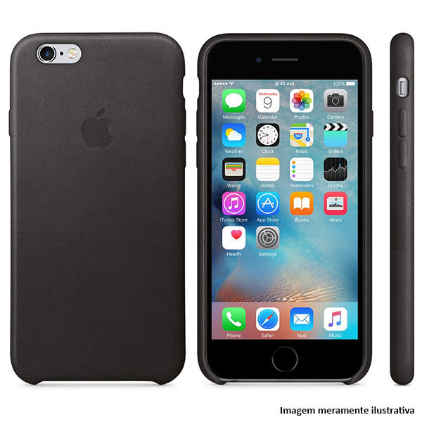 black iphone 6s capa para iphone 7 de couro s 237 mbolo apple mega formiga 10278
