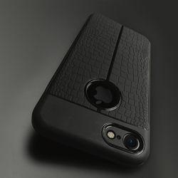 Capa para iPhone 7 de TPU - Jacaré