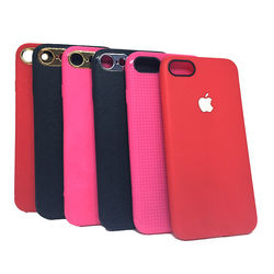 Capa para iPhone 7 de TPU - Símbolo Apple