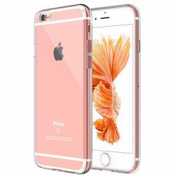 Capa para iPhone 7 e 8 de TPU Casca de Ovo - Transparente