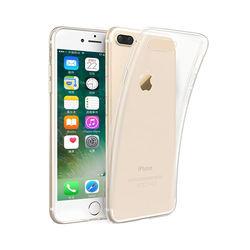 Capa para iPhone 7 Plus de TPU Casca de Ovo - Transparente