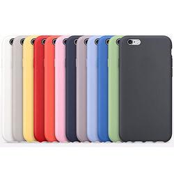 Capa para iPhone 8 Plus e 7 Plus de Silicone - Sem Logo