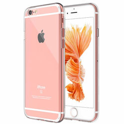 Capa para iPhone SE 2020 de TPU - Transparente