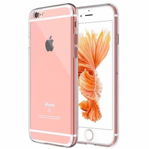 Imagem de Capa para iPhone SE 2020 de TPU - Transparente