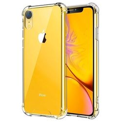 Capa para iPhone XR de TPU Anti Shock - Transparente