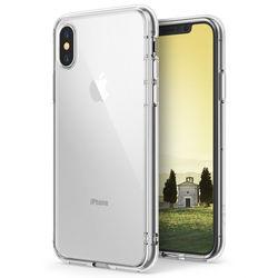 Capa para iPhone XS Max de TPU - Transparente