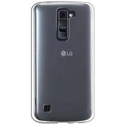 Capa para LG K10 de TPU - Transparente