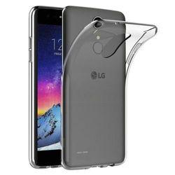 Capa para LG K10 Pro de TPU - Transparente
