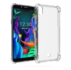 Capa para LG K8 Plus de TPU Anti Shock - Transparente