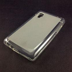 Capa para LG Optimus L4 II Dual E445 de TPU - Transparente