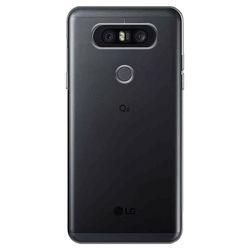 Capa para LG Q8 de TPU - Transparente