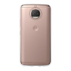 Capa para Moto G5S Plus de TPU - Transparente