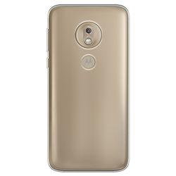 Capa para Moto G7 Play de TPU - Transparente
