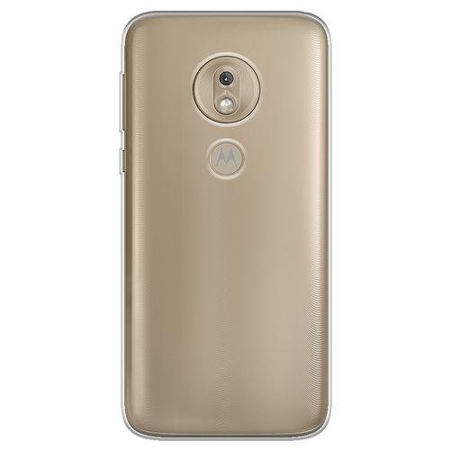 Imagem de Capa para Moto G7 Plus e G7 de TPU - Transparente