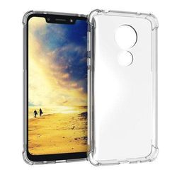 Capa para Moto G7 Power de TPU Anti Shock - Transparente