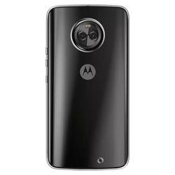 Capa para Moto X4 de TPU - Transparente