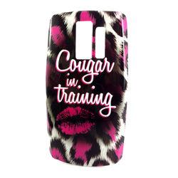 Capa para Nokia Asha 205 de TPU - Cougar