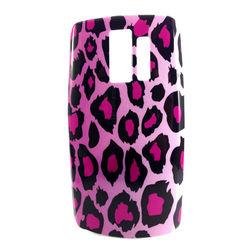 Capa para Nokia Asha 205 de TPU - Leopardo Rosa