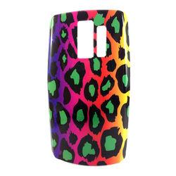 Capa para Nokia Asha 205 de TPU - Leopardo Verde