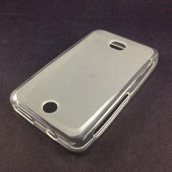 Capa para Nokia Asha 501 de TPU - Transparente