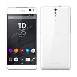 Capa para Sony Xperia C5 de TPU - Transparente