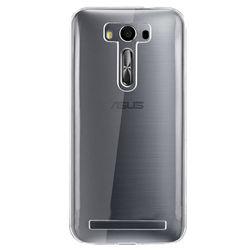"Capa para ZenFone 2 Laser 5,5"" (ZE550KL) de TPU - Transparente"
